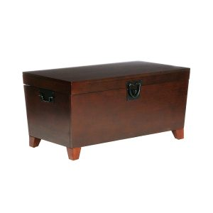 Pyramid Trunk Cocktail Table